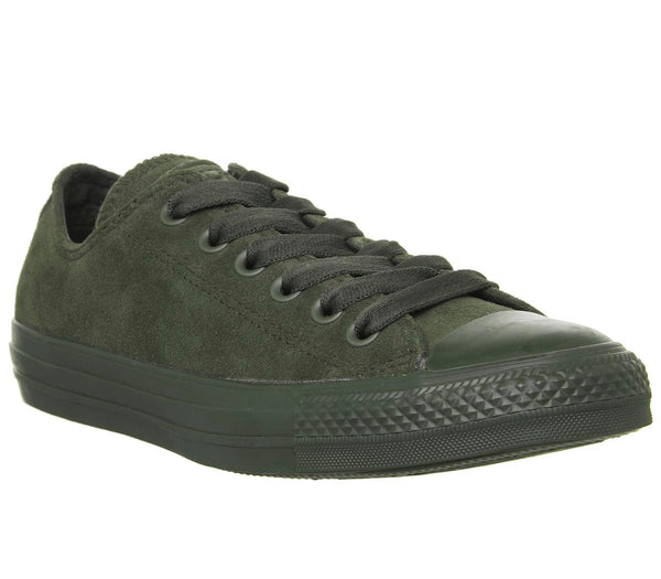 Womens Converse Converse All Star Low Utility Green Uk Size 4