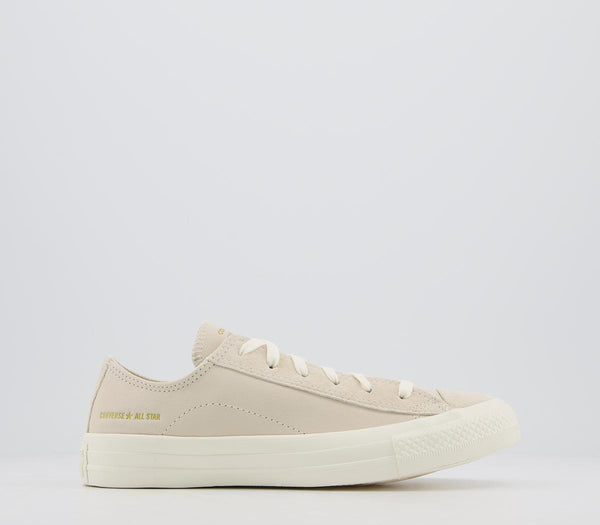Womens Converse All Star Low Natural Ivory Egret Egret Trainers