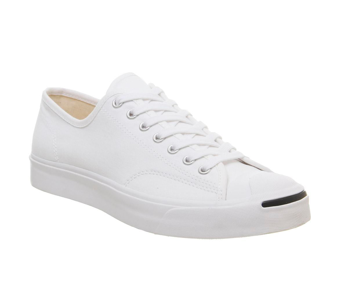 Converse Jack Purcell White White