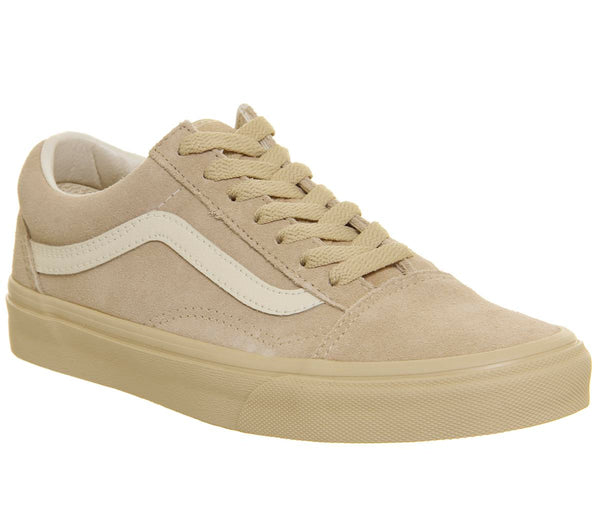 Mens Vans Old Skool Shifting Sand Eggnog