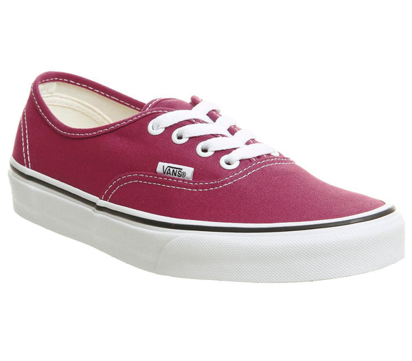 Womens Vans Authentic Dry Rose