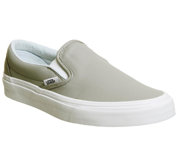 Womens Vans Vans Classic Slip On Oxford Drizzle Uk Size 6