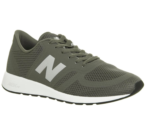 Womens New Balance Mrl420 Military Foliage Green