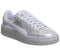 Womens Puma Basket Platform Icelandic Blue Shine Uk Size 4