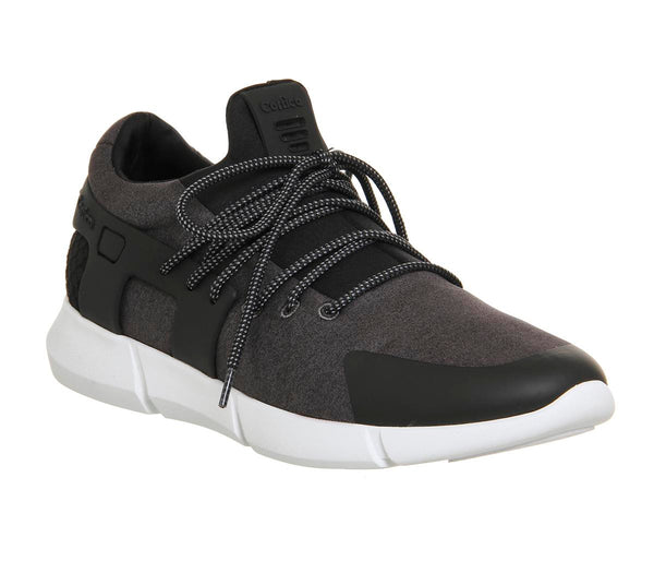 Mens Cortica Zephyr Runner (M) Black Tech Fleece