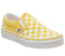 Kids Vans Classic Slip On Kids Aspen Gold True White