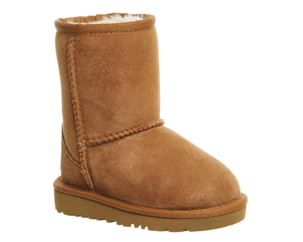 Kids Ugg Kids Classic Chesnut Small Uk Size 11 Youth