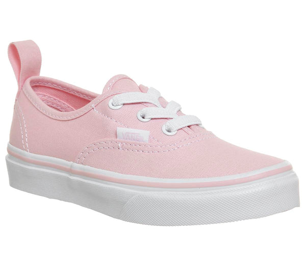 Kids Vans Authentic Kids Chalk Pink White