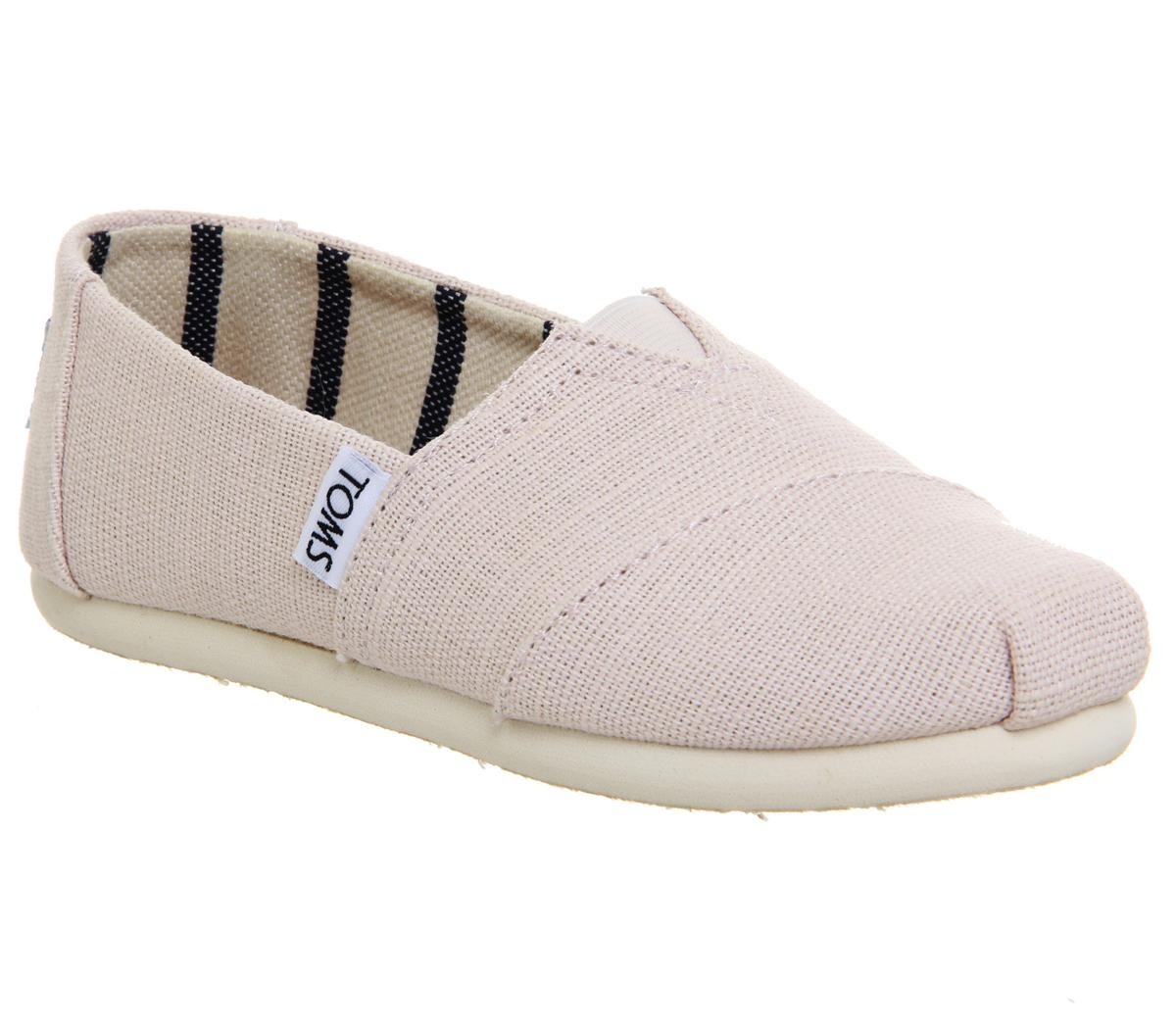 Kids Toms Youth Classics Pink Whisper