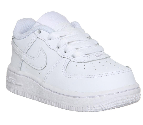 Kids Nike Air Force 1 Infant Whitewhite