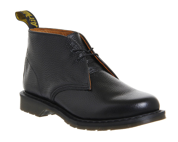 Mens Dr.Martens Sawyer Desert Boot Black New Nova