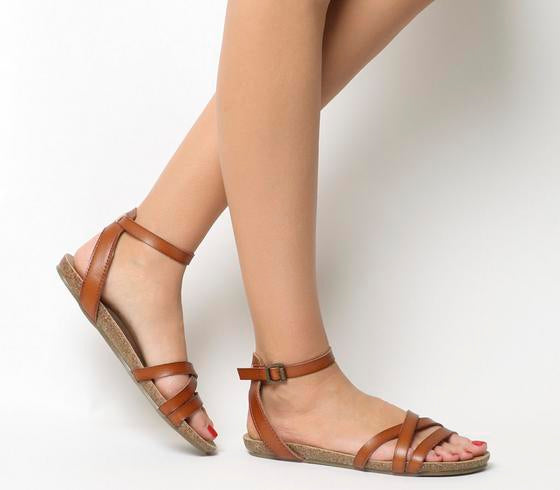 Womens Blowfish Galie Sandal Scotch Dye Cut