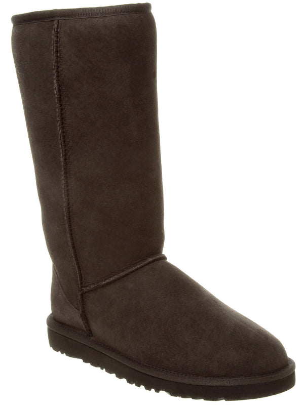 Womens Ugg Classic Tall Boot New Chocolate Uk Size 5