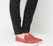 Womens Toms Deconstructed Alpargata Pink Suede Uk Size 3