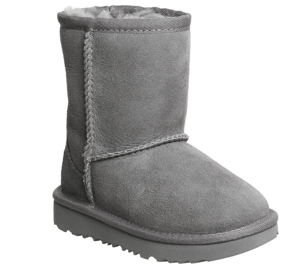 Kids Ugg Classic II Infant Grey