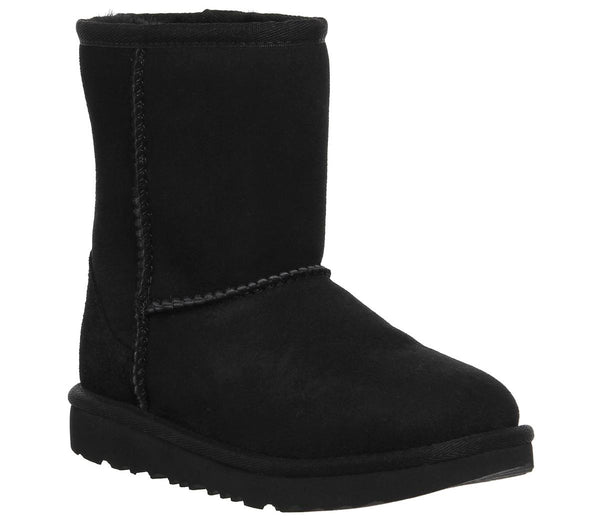 Kids Ugg Classic Ii Youth Black Uk Size 12 Youth