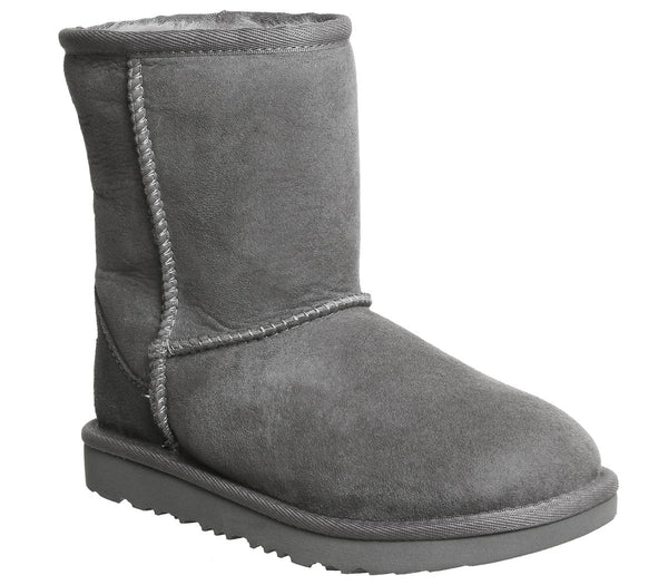 Kids Ugg Classic Ii Youth Grey