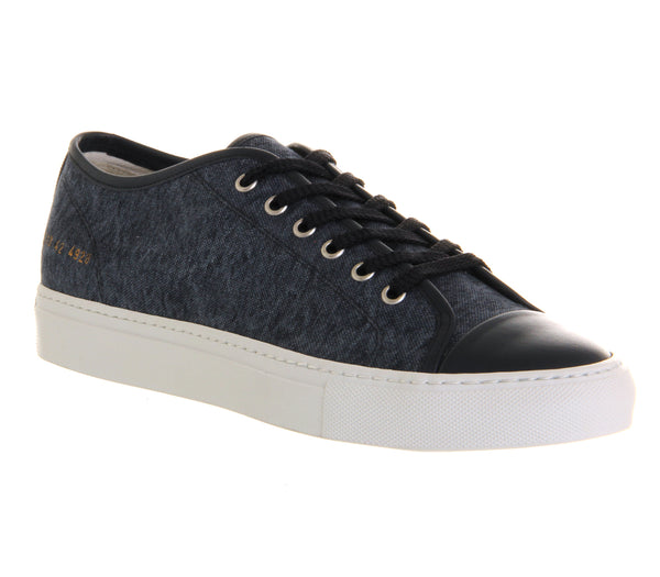 Mens Common Pro Tournament Low Navy Washed