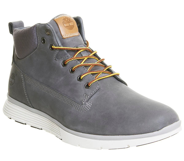 Mens Timberland Killington Chukka Gunmetal Nubuck Uk Size 7