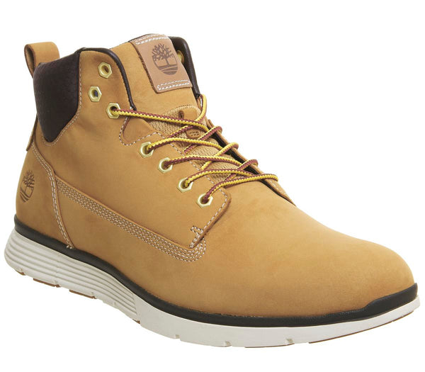 Odd sizes - Mens Timberland Killington Chukka Wheat Nubuck Sizes R8/L9