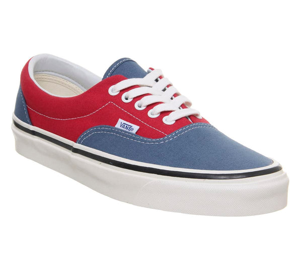 Unisex Vans Ua Era 95 Dx Og Navy Og Red