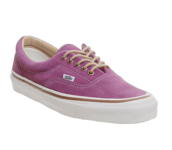 Mens Vans Ua Era 95 Dx Anaheim Og Grape Suede Uk Size 10