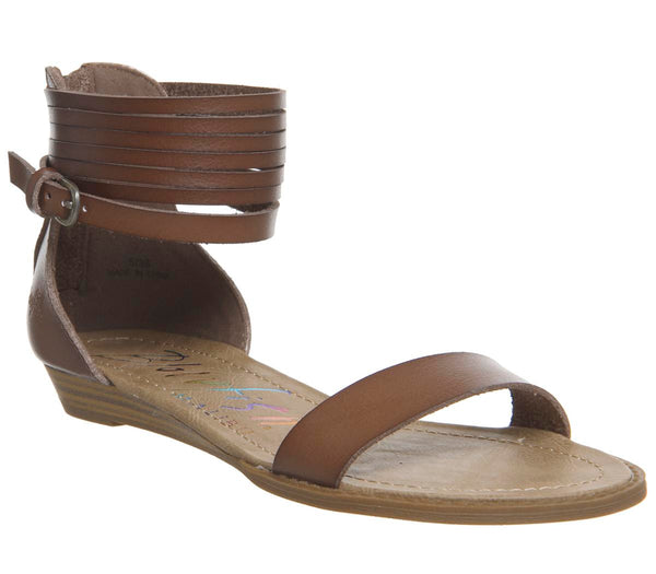 Womens Blowfish Becha Sandal Clay Dyecut