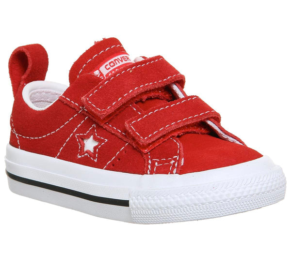 Kids Converse One Star Infant Red White
