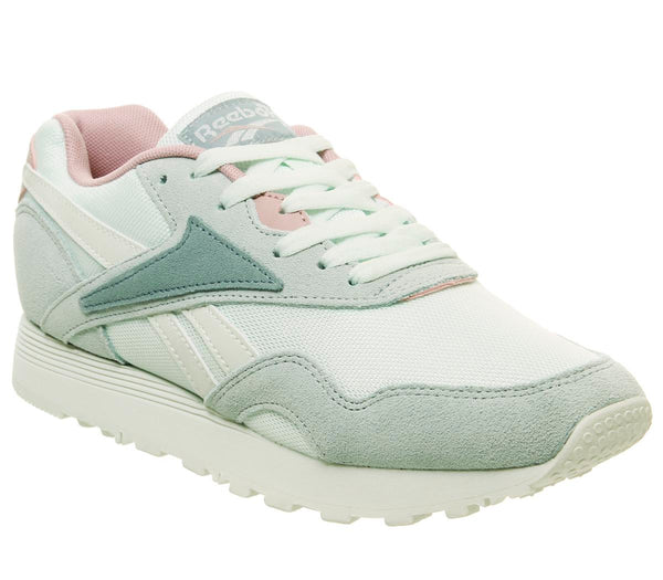 Womens Reebok Rapide Storm Glow Sea Spray Teal Smoky Rose