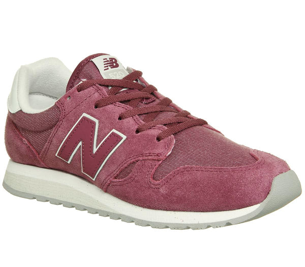 Womens New Balance Wl5201 Dragon Fruit Uk Size 4
