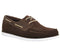 Mens Office Harbour Boat Shoe Brown Suede Uk Size 7