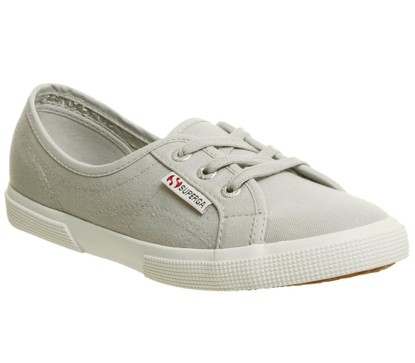 Unisex Superga 2211 Grey White