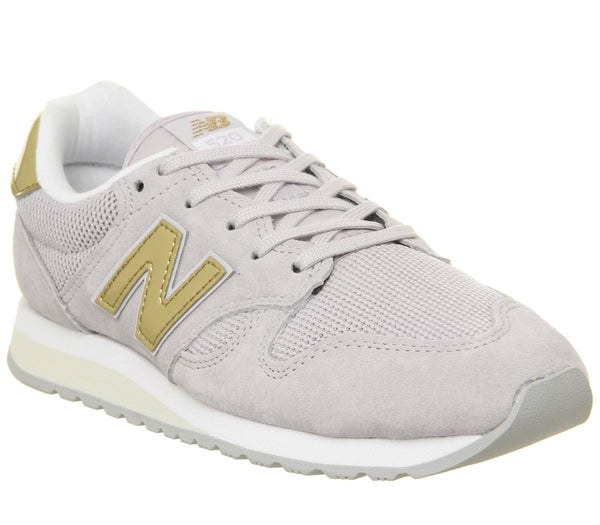 Womens New Balance Wl520 Light Cashmere Classic Gold