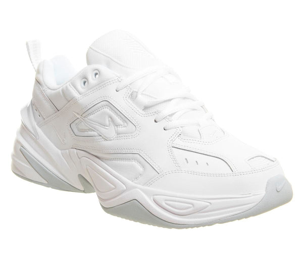 Mens Nike M2K Tekno White Pure Platinum Uk Size 12
