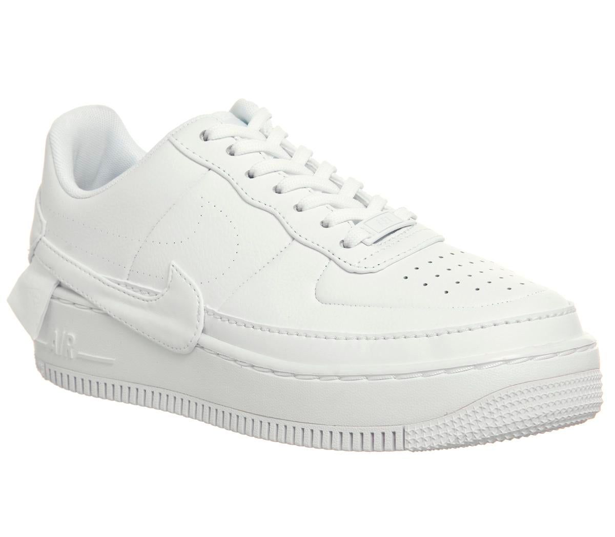 Womens Nike Air Force 1 Jester White White