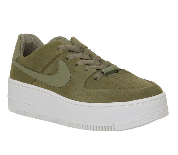 Womens Nike Air Force 1 Sage Trooper Phantom Uk Size 5