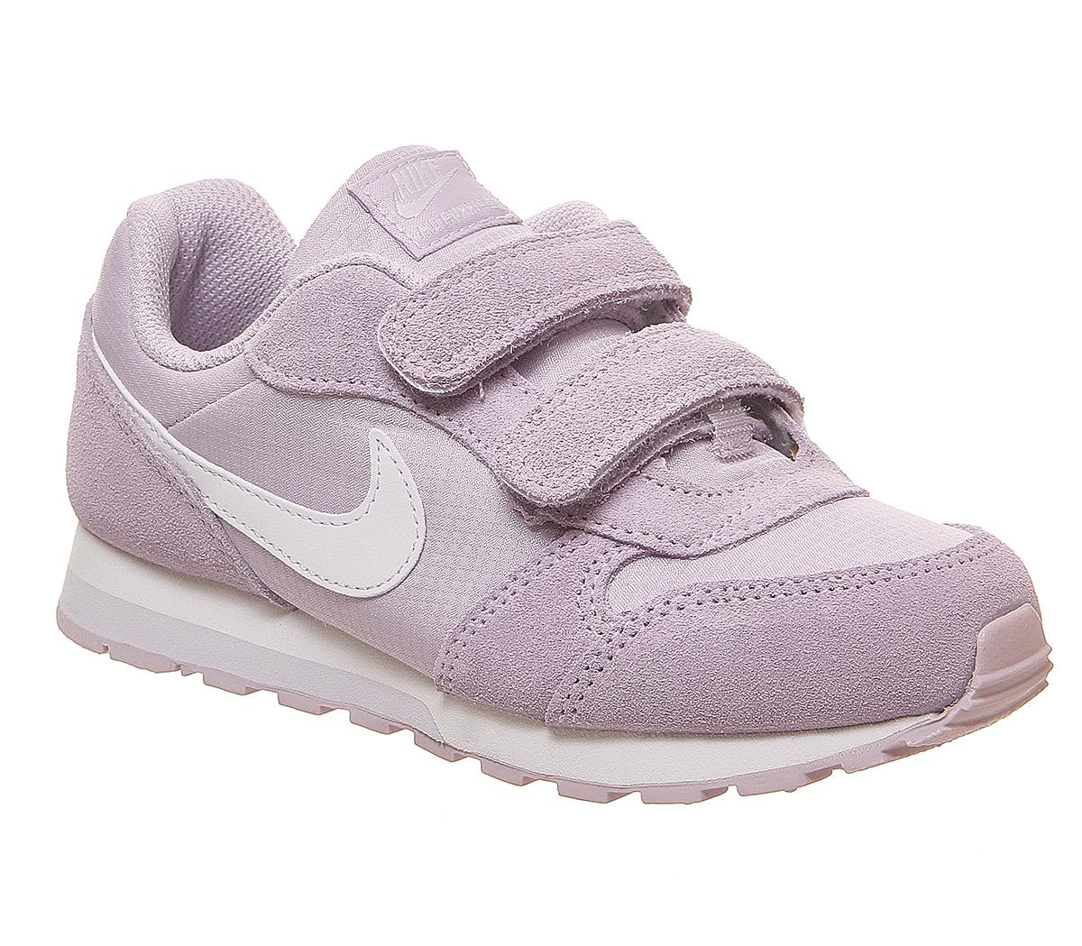 Kids Nike MD Runner Ps Iced Lilac Barely Grape
