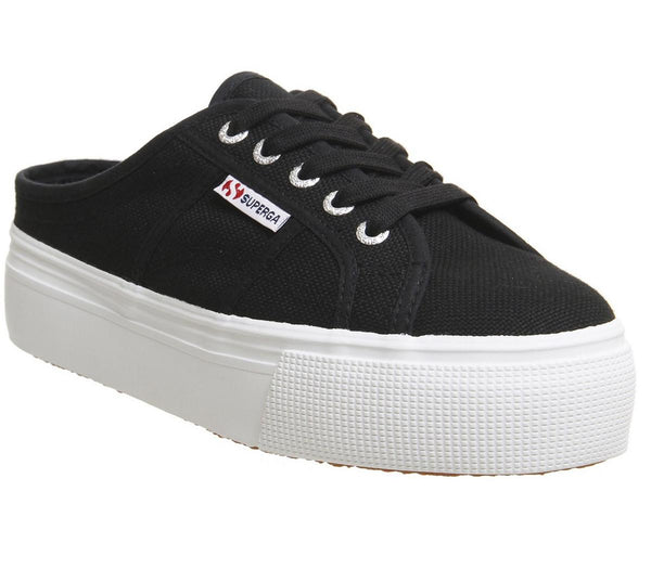 Womens Superga 2284 Black