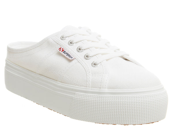 Womens Superga 2284 White