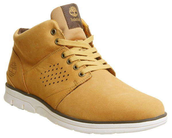 Mens Timberland Bradstreet Half Cab Wheat Uk Size 8