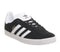 Kids Adidas Gazelle Jnr Core Black