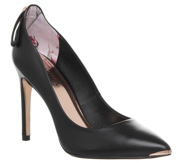 Womens Ted Baker Livela Black