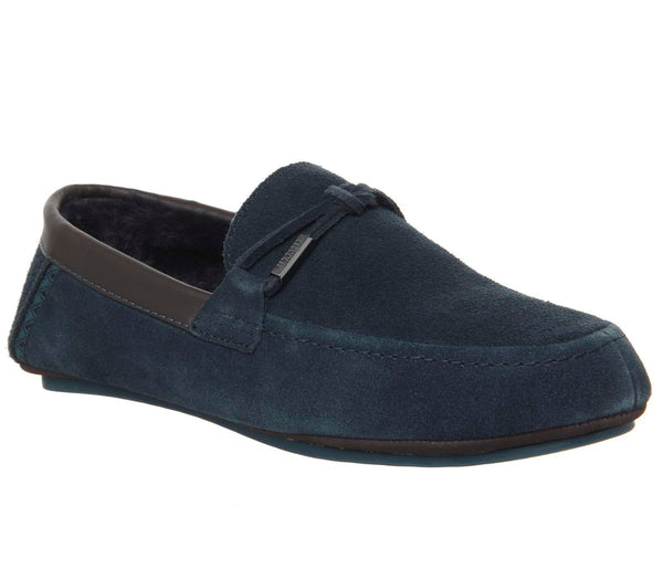 Mens Ted Baker Valcent Dark Blue