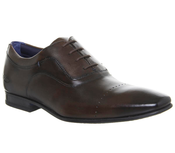 Mens Ted Baker Inesce Brown