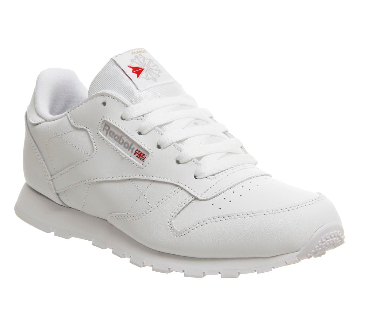 Reebok Classic Leather Gs White