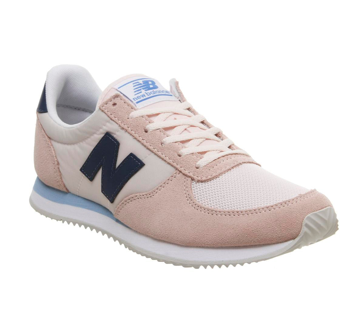 Womens New Balance Wl220 Oyster Pink Moroccan Tile
