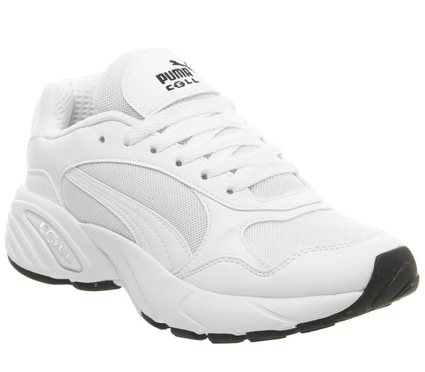 Womens Puma Cell Viper Puma White Puma White Uk Size 5