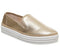Womens Office Friday Espadrille Slip On Gold