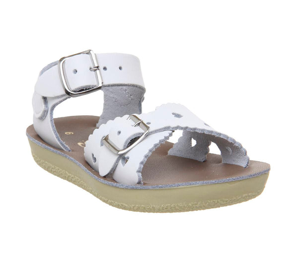 Kids Salt Water Sweetheart 47 White