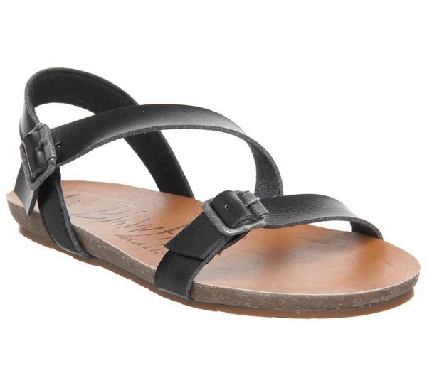 Womens Blowfish Gallup Sandal Black